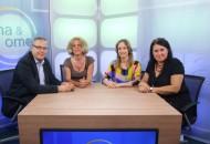 Thema der Talksendung: Wie können wir bei Naturkatastrophen sinnvoll helfen?