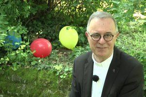 Grußwortvom Landesbischof July
