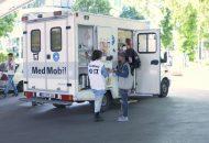 MedMobil - Arztpraxis auf vier Rädern