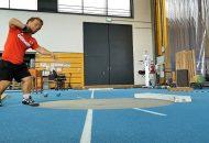 Vorbereitungenauf die Paralympics