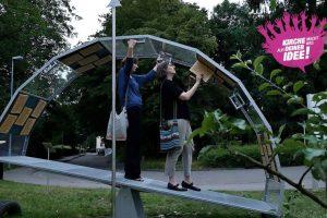 Ideenwettbewerb Kunstobjekt Menschenswert