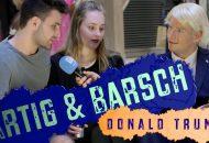 Artig und Barsch - Trump