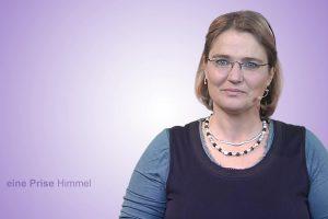 Kurzandacht mit Pfarrerin Karen Schepke