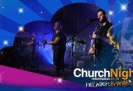Outbreakband bei ChurchNight Eppingen