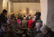 Weihnachtsgottesdienst aus der Nikolauskapelle mit Pfarrer Martin Schuster und dem Posaunenchor