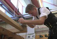 Druck-frei: Bau einer Buchdruckpresse