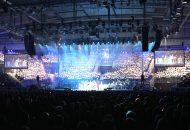 Pop Oratorium Luther Porsche Arena, Stuttgart