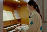 Kirchenmusikerin Anika Sigle