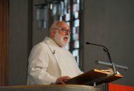 Gottesdienst zur Tagung der Synode in Stuttgart mit Diakon Martin Allmendinger