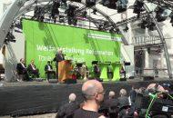 Eröffnung Weltausstellung