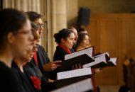 Chor aus dem Gottesdienst zur Sommersynode 2017