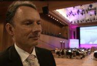 Finanzdezernent Kastrup zum Nachtragshaushalt 2017 in der Reutlinger Stadthalle