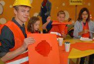 Hallo Benjamin! Achtung Baustelle! Kindersendung mit Basteln, Quiz, Kochtipps für Kinder