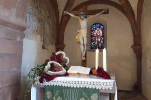 Gloria Gottesdienst aus Altensteigdorf mit Pfarrer Manuel Schittenhelm