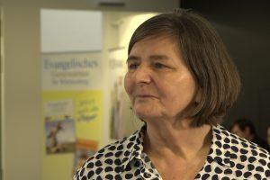 Ursula Kress zur Chancengleichheit in der Württembergischen Landeskirche