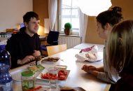 Wohngemeinschaft statt Behindertenheim