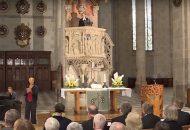 Gottesdienst zur Sommertagung der Landessynode aus dem Ulmer Münster