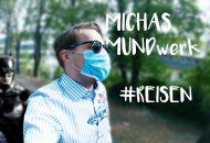 Reisen Michas Mundwerk