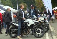 Motorradpfarrer Jürgen Schwarz