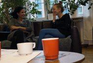 Das Frauencafé Hayat
