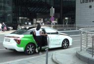 Wasserstoff-Taxis
