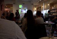 Bild zeigt Publikum bei der Veranstaltungsreihe #filmtriffttalk