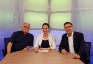 Talksendung mit Andreas Malessa und Volker Münz zur AfD