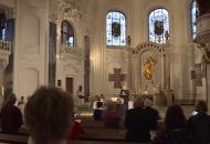 Szene aus dem Gloria Gottesdienst aus Ludwigsburg