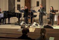 Nachteulen-Gloria aus der Friedenskirche Ludwigsburg