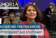 Gloria Gottesdienst weltweiten Kirche in der Stiftskirche in Stuttgart